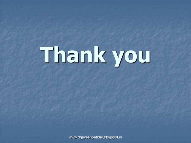 Thank youwww.drjayeshpatidar.blogspot.in