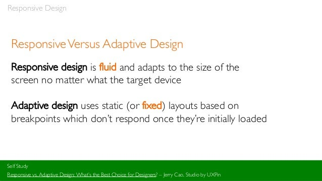 Responsive Design Responsive Web Design by Ethan Marcotte