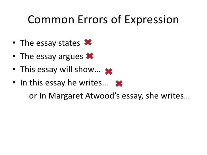 how to critique an essay example