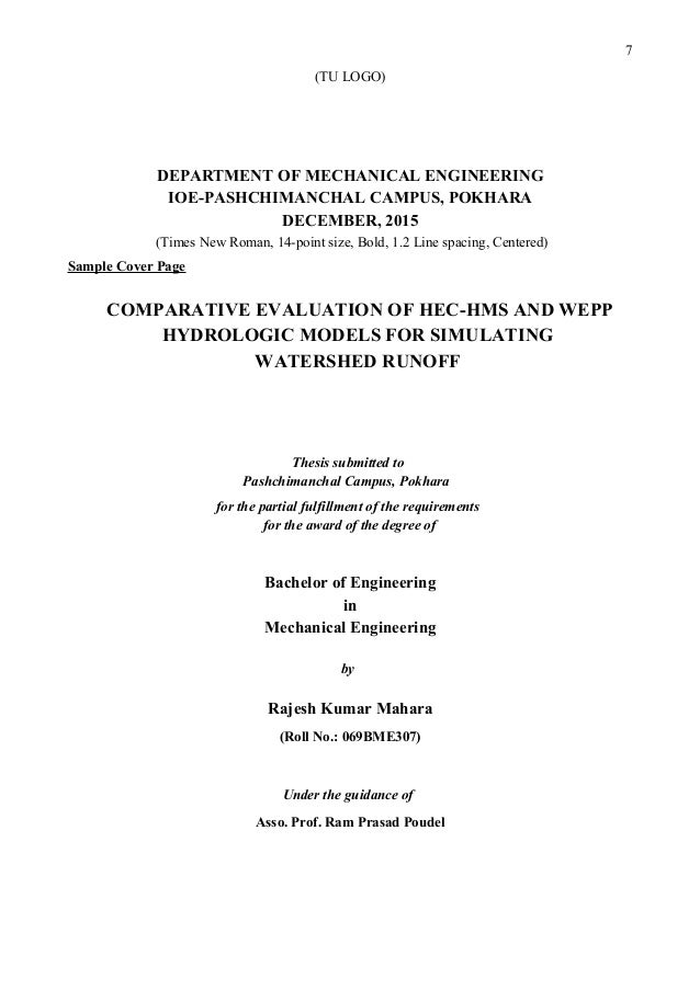 mechanical engineering thesis reports Reports list 06-2: variation  variation in mechanical assemblies, (ms thesis  proceedings of the asme international mechanical engineering conference.