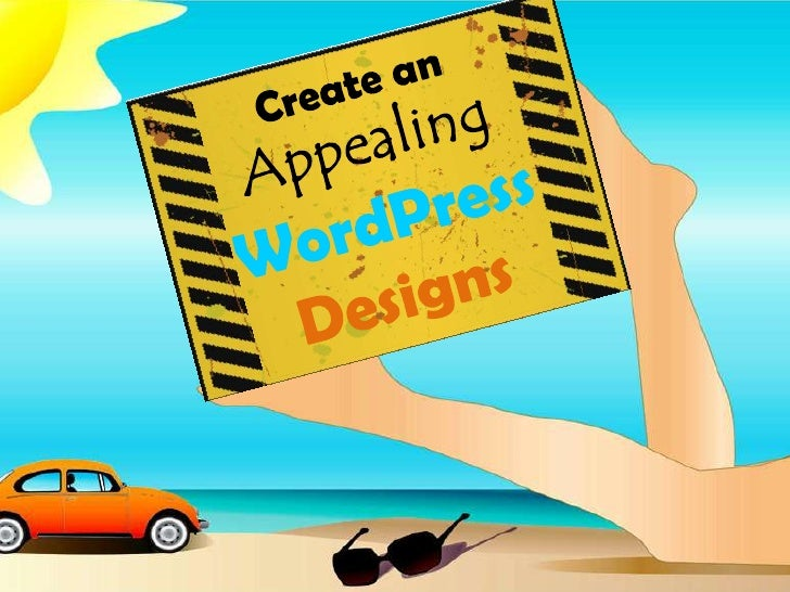 A well designed & visually appealing website  plays a vital role and can't be neglected!