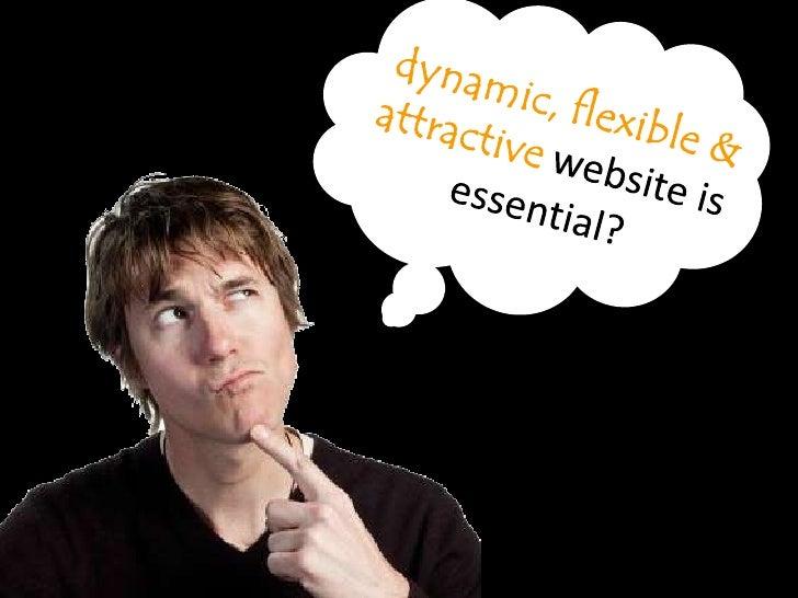 Guidelines in Creating an Appealing WordPress Designs slideshare - 웹