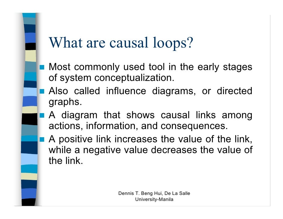sterman 15 guidelines for causal loop diagram