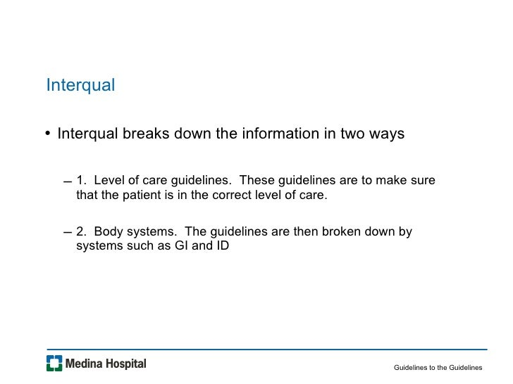 guidelines to guidelines rh slideshare net Level of Color Level of Health Education