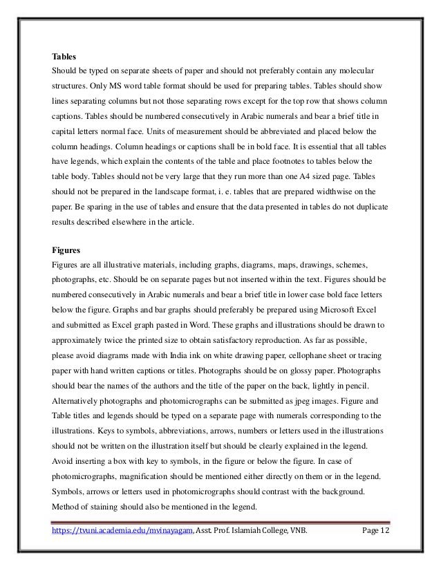 Essay for environment