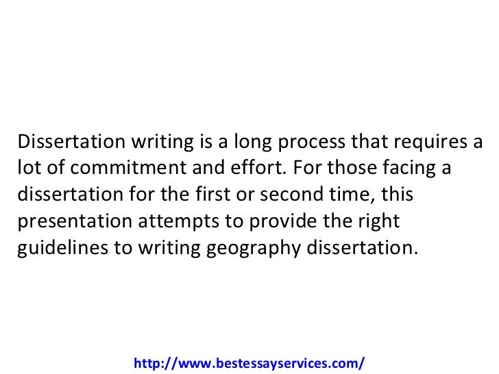 Writing dissertation recommendations