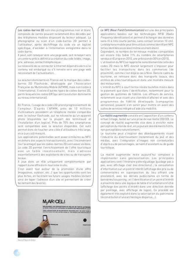 PARTIE 1Fonctionnalités et usagesdes services mobiles1 - Des attentes différenciées : affaires, agrément, groupes, tourist...