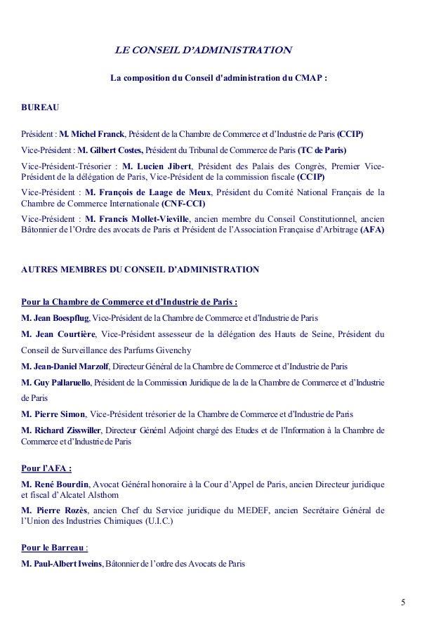 Guide m diation arbitrale for Chambre de commerce internationale arbitrage
