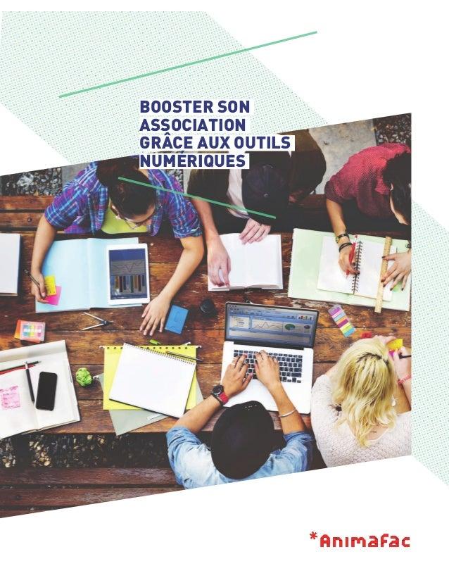 BOOSTER SON ASSOCIATION GRÂCE AUX OUTILS NUMÉRIQUES