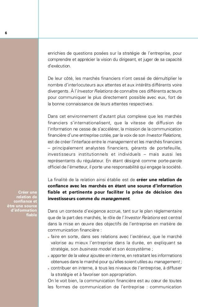 institutionnelle, communication interne à destination des collaborateurs et des Instances Représentatives du Personnel, co...