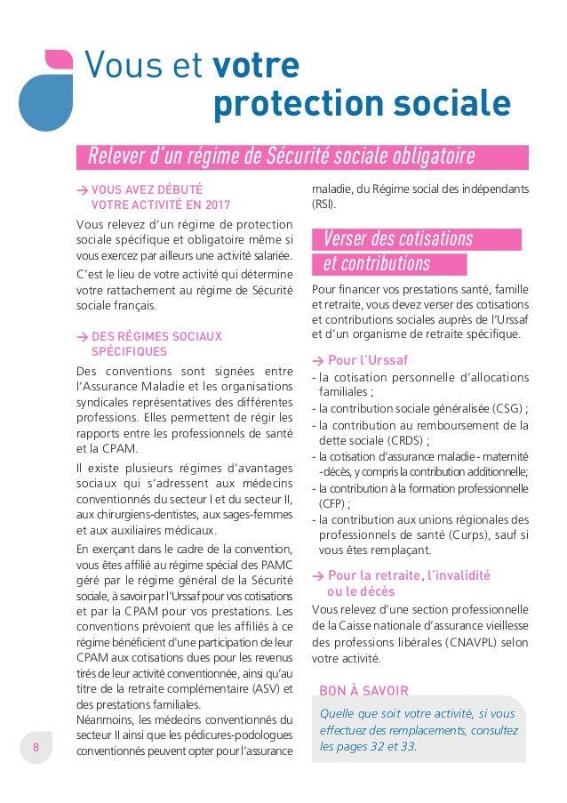 Guide Praticiens Et Auxiliaires Medicaux Conventionnes
