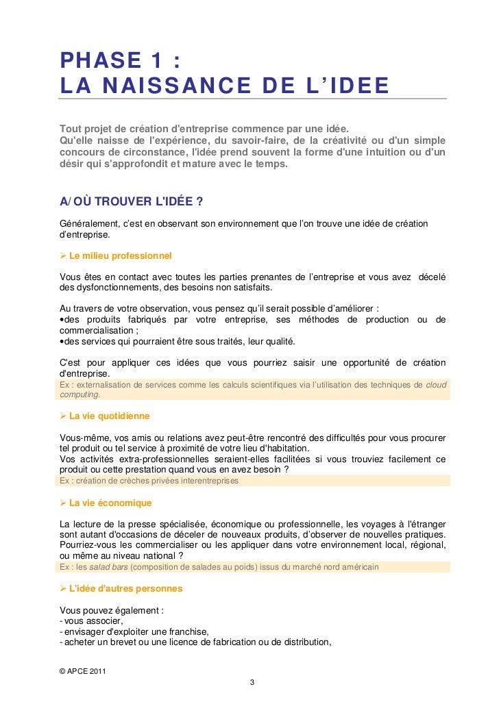 Guide pratique du_createur_2011_apce Slide 3