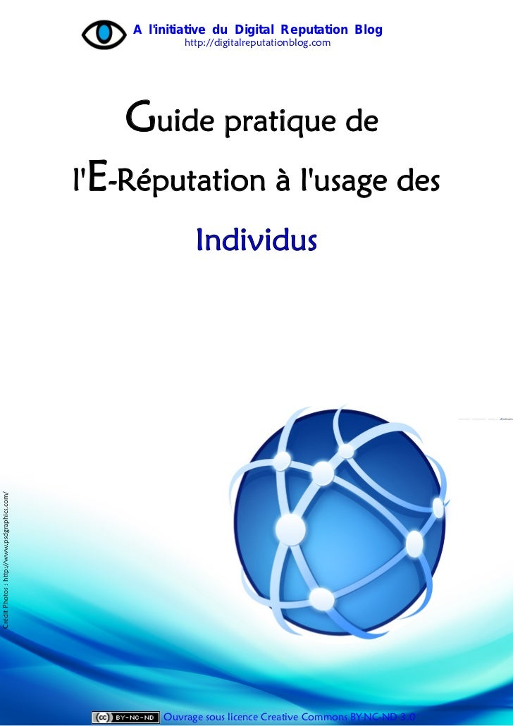 A linitiative du Digital Reputation Blog                                                           http://digitalreputatio...