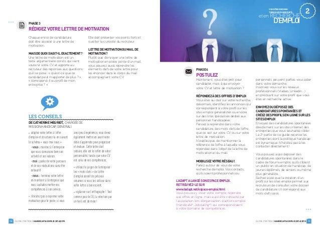 guide pratique emploi et handicap