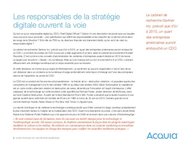 Metier responsable digitale - Cabinet de conseil en strategie digitale ...