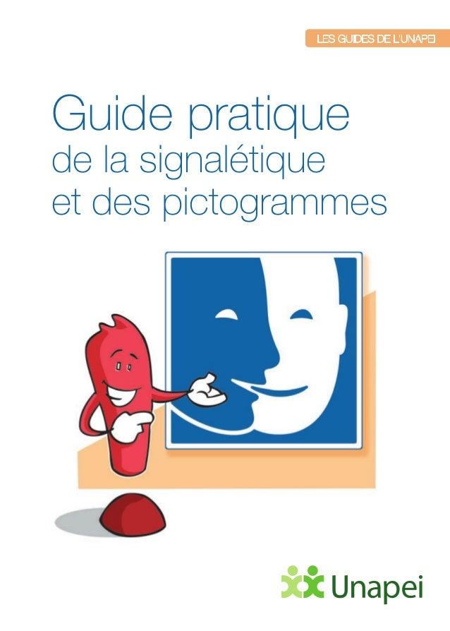 Guide pratique de la signalétique et des pictogrammes