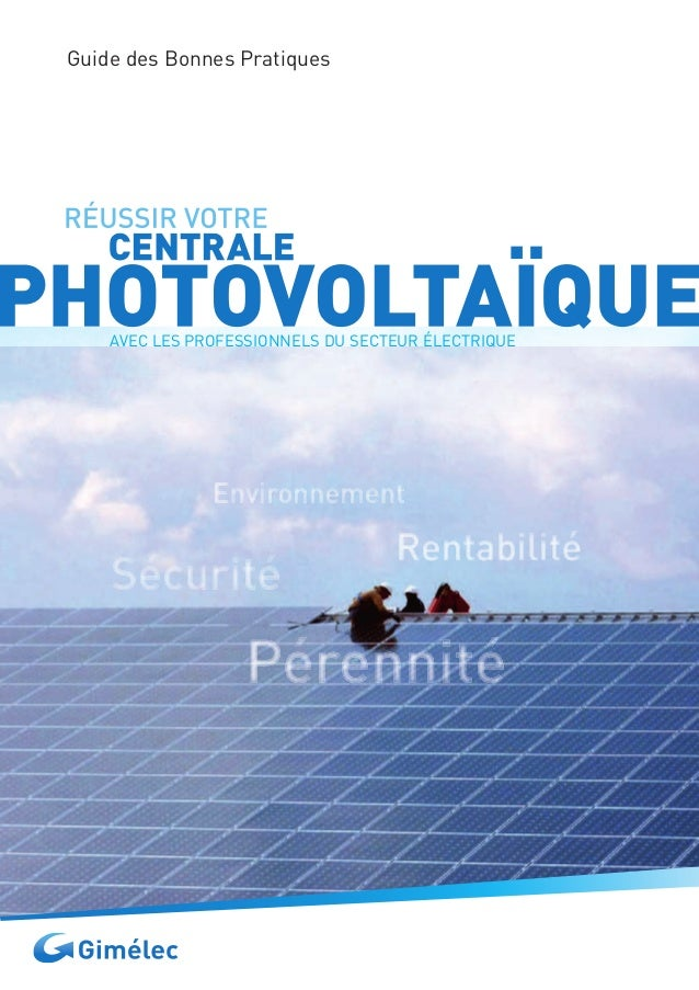 Guide des Bonnes PratiquesAVEC LES PROFESSIONNELS DU SECTEUR ÉLECTRIQUE