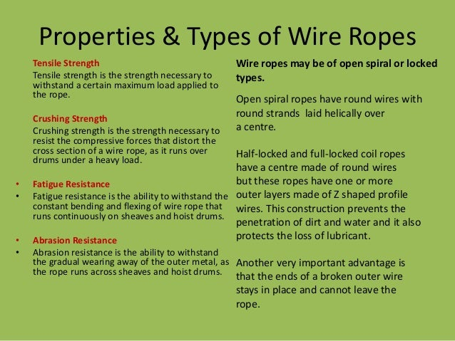 Guide rope lubrication
