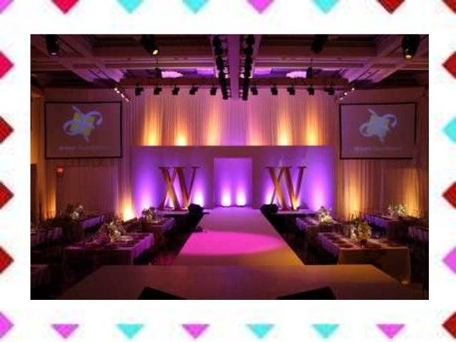 Guidelines to plan a best fashion show events - Fashion show stage design architecture plans ...