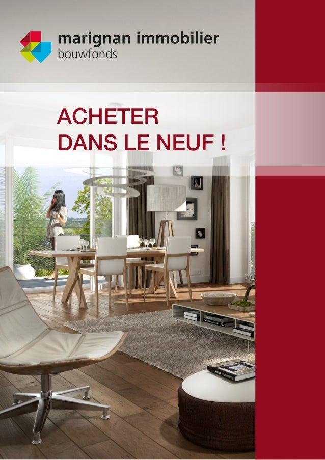 Guide sur l 39 achat logement neuf for Achat appartement dans le neuf