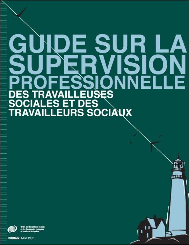 CONCEPTUALISATION ET RÉALISATIONSonia Bourque, travailleuse sociale, M.Sc.COLLABORATRICEDenise Couture, travailleuse socia...