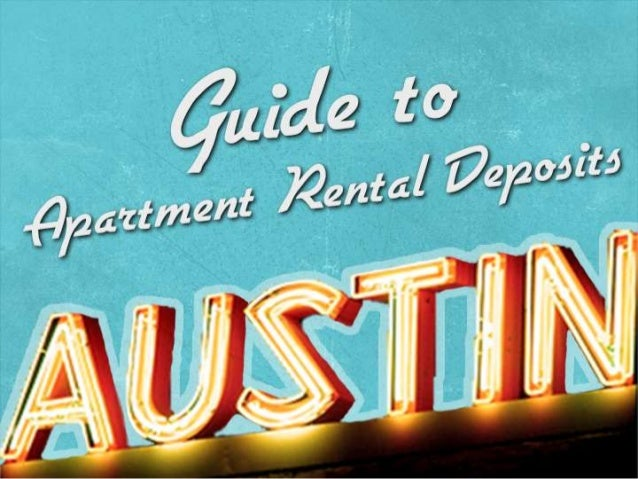 Get your deposit back!