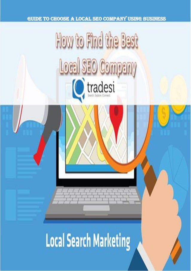 Guide to Choose a Local SEO Company using Business Directory
