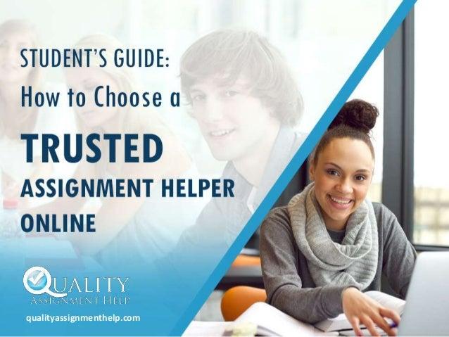 Academic writing help online