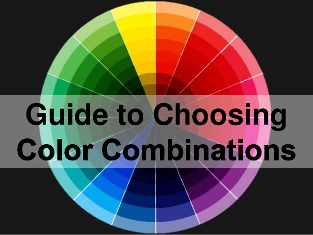 Monochromatic color scheme. Guide to Choosing ...