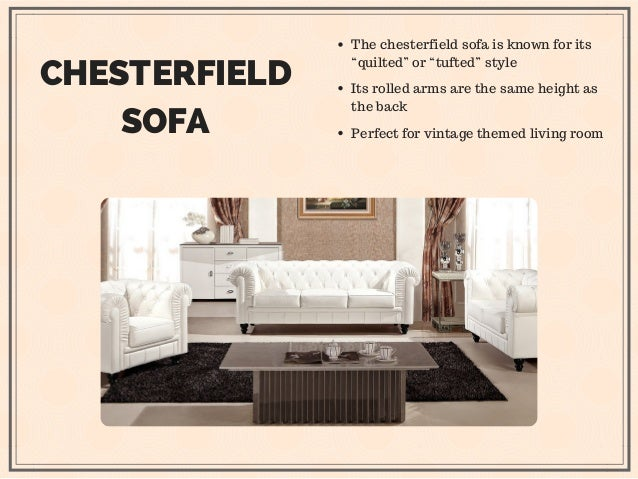 Different Couch Styles guide to different sofa styles and designs
