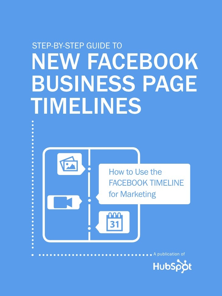 1                  guide to facebook business page timelines         step-by-step guide to         new Facebook         bu...