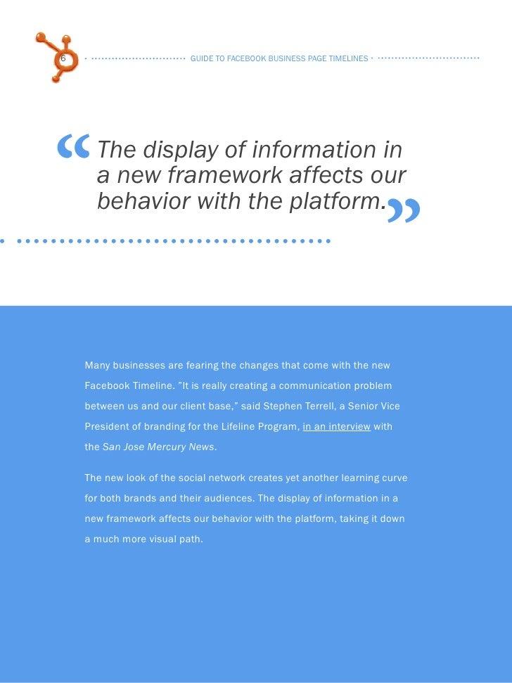 [ OnlineSeeding ] Facebook Timeline for Business Facebook Page Timeline Example