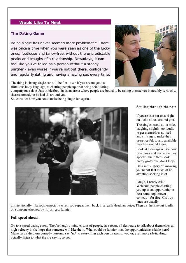 flirting moves that work body language tests pdf