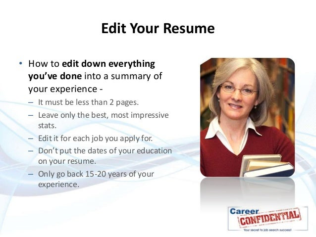 Guide To Getting a Job When You Are Over 50