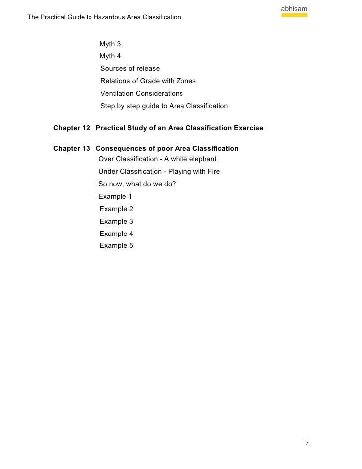 practical guide hazardous area classification pdf