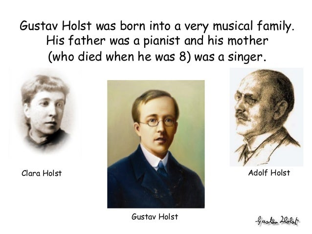 G Holst