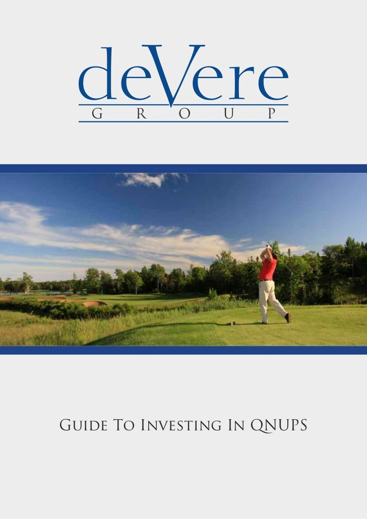 Guide To Investing In QNUPS