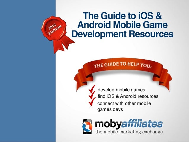 develop mobile gamesfind iOS & Android resourcesconnect with other mobilegames devs