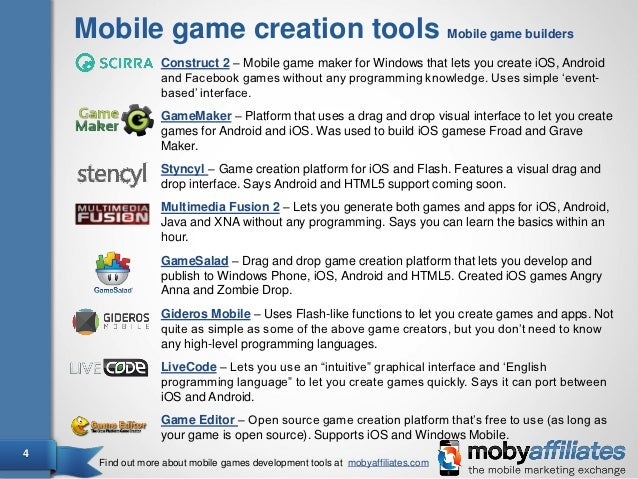 What are some free resources for game creators?
