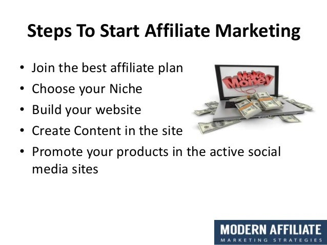 Guide To Make Money Online With Affiliate Programs