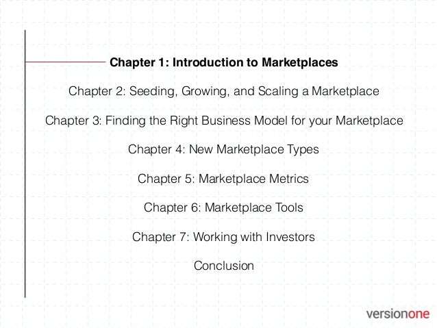A Guide to Marketplaces Slide 2