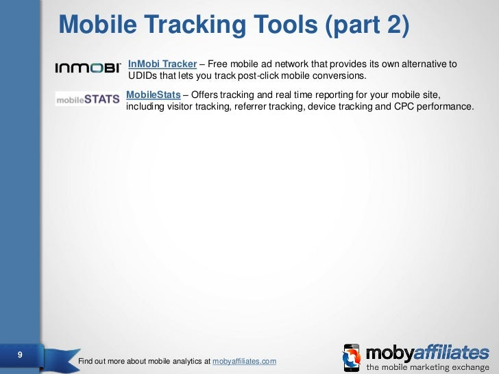 Guide to mobile analytics