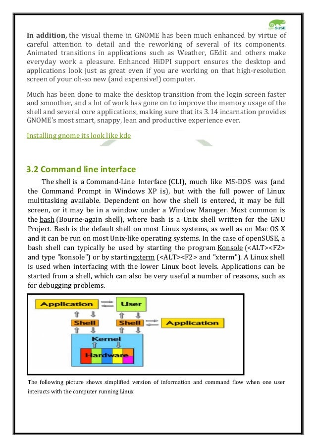 Guide to open suse 13 2 by mustafa rasheed abass & abdullah
