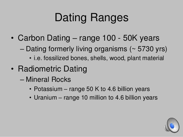 what is carbon dating how is it used to determine the age of fossils