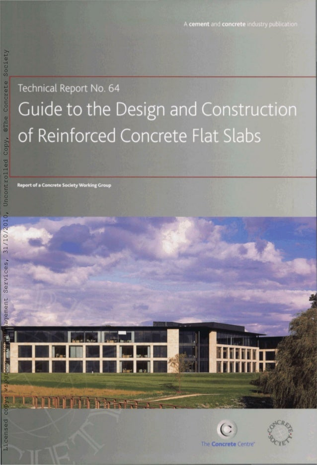 Guide to the design and construction of reinforced concrete
