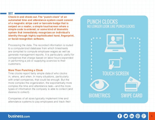 Time and attendance software a business guide 5 colourmoves
