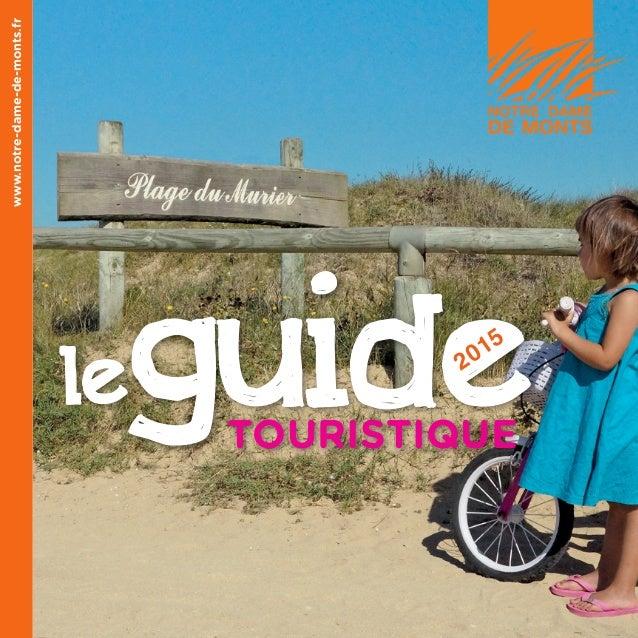 www.notre-dame-de-monts.fr touristique le