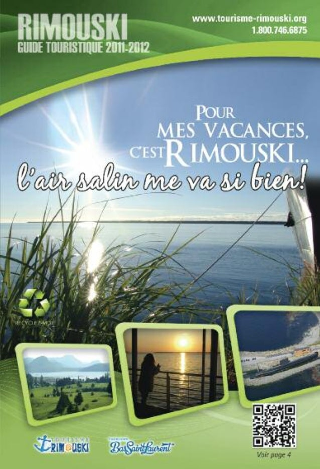 Tourisme Rimouski vous souhaite la bienvenue dans la capitale régionale du Bas-Saint-Laurent et Technopole maritime du Qué...