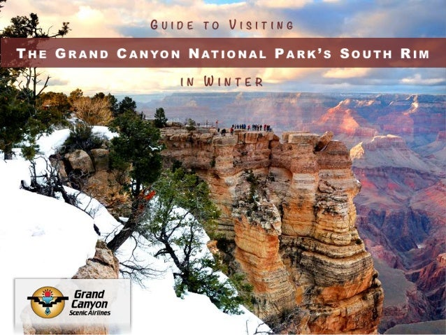 The Grand Canyon area has plenty to offer visitors in the winter months—most notably, spectacular views of the canyon dust...