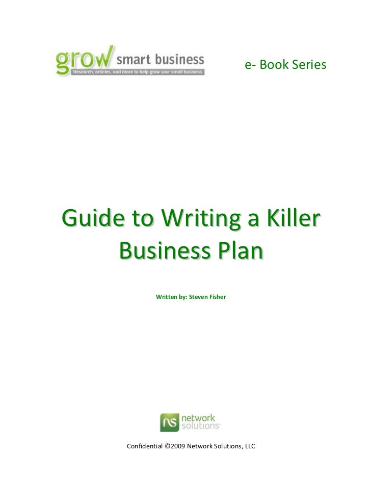 writing a business plan nzymes